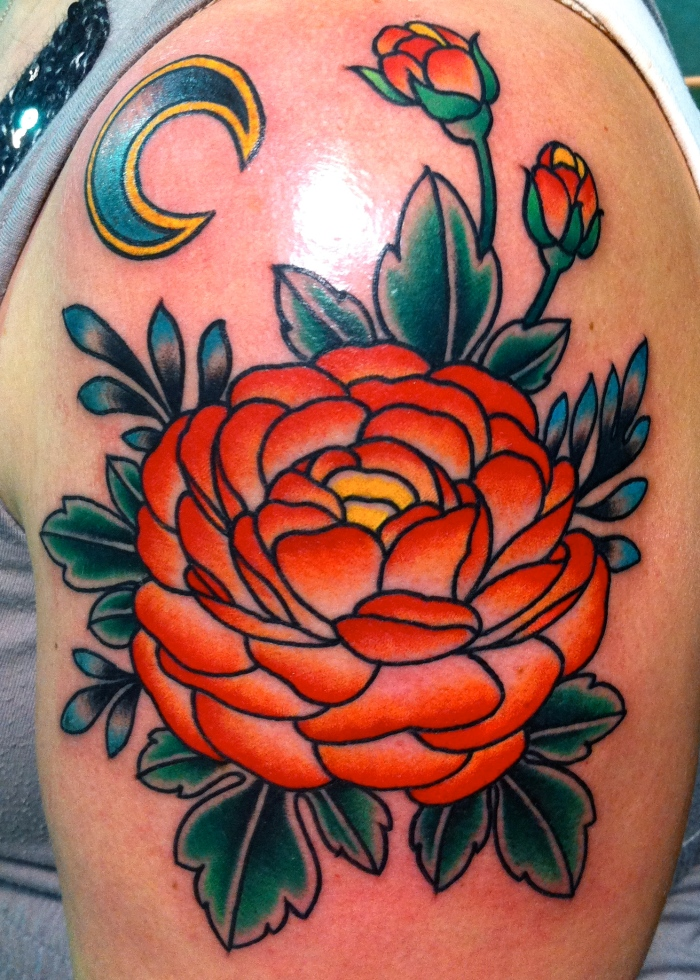 tattoo by virginia elwood